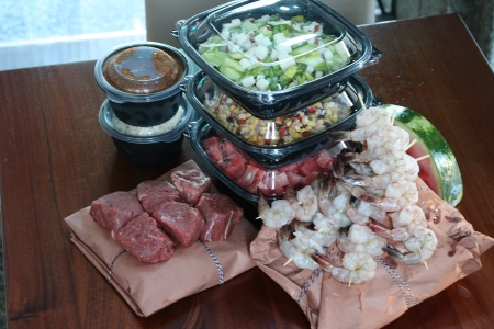 Catch 35 Summer Grilling Guide by Chef Eddie