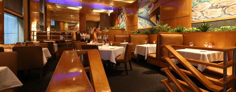 """""""This is easily one of the best Seafood Restaurants in the city"""" - Larry S., Yelp Review"""