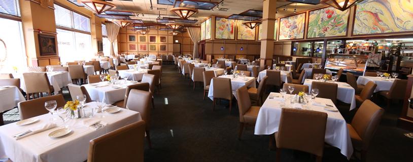 Downtown Chicago Seafood Restaurants Best