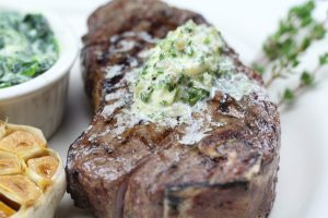 Steakhouse favorite-New York Strip