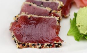 Yellowfin Tuna-Ocean to Plate Food & Wine Tasting Event at Catch 35 Naperville